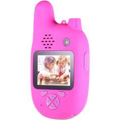 Фотоаппарат детский XOKO KVR-500 Walkie Talkie Рожевий (KVR-500-PN) от Foxtrot