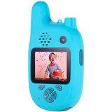 Фотоаппарат детский XOKO KVR-500 Walkie Talkie Блакитний (KVR-500-BL) от Foxtrot