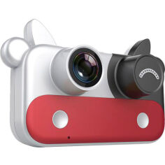 Фотоаппарат детский XOKO KVR-050 Cow Red (KVR-050-RD) от Foxtrot