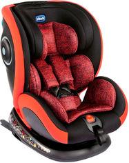 Автокресло Chicco Seat4Fix Красное (79860.85) от Rozetka