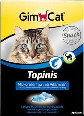 Витамины Gimborn GimCat Topinis форель для улучшения обмена веществ 190 таблеток (4002064409764) от Rozetka