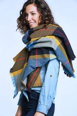 Женский шарф Levi's lvs01100028 One Size Разноцветный (SHEK2000000459189) от Rozetka