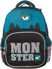 Акция на Рюкзак школьный YES S-31 Monster (558200) (5056137180585) от Rozetka