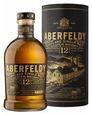 Акция на Виски Aberfeldy 12 лет выдержки 0.7 л 40% (5000277000982) от Rozetka