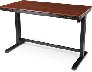 Регулируемый стол Barsky StandUp Memory Wooden Electric 1200x600 мм Орех (BSU_el-07) от Rozetka