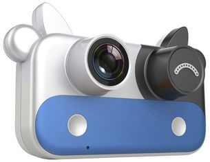 Цифровой детский фотоаппарат Xoko KVR-050 Cow blue (KVR-050-BL) от Stylus