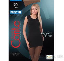 Акция на Колготки женские Prestige 70 Den Conte 8С-50СП Shade 4 от Podushka