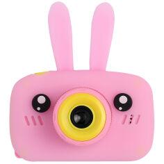 Фотоаппарат детский XOKO KVR-010 Rabbit Pink (KVR-010-PN) от Foxtrot