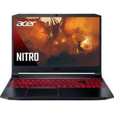 Ноутбук ACER Nitro 5 AN515-44-R33H Black (NH.Q9GEU.00J) от Foxtrot