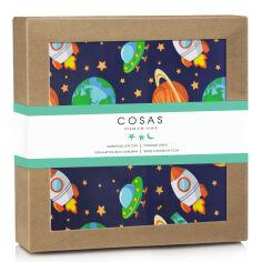 Пеленка Cosas непромокаемая Space  размер: 70х120 см от Podushka