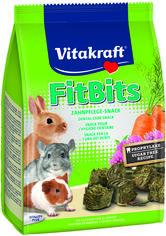 Лакомство-заточка для зубов грызунов Vitakraft FitBits 500 г (4008239257826) от Rozetka