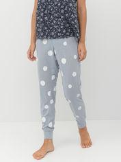Пижамные брюки H&M 6552599 M Светло-голубые (hm06156717255) от Rozetka