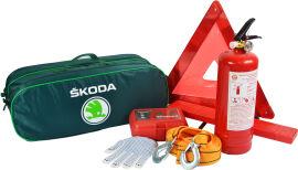 Акция на Сумка-набор автомобилиста Шкода легковой 01-056-л зеленый (01-056-Л) от Rozetka