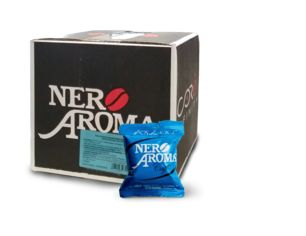 Акция на Кофе в капсулах Nero Aroma Dolce Dek 7 г х 50 шт (8019650000904) от Rozetka