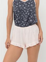 Пижамные шорты H&M 74058891 S Белые с розовым (hm06752941183) от Rozetka