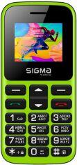 Мобильный телефон Sigma mobile Comfort 50 HIT2020 Green от Територія твоєї техніки