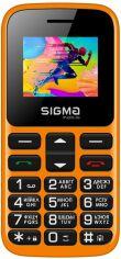 Мобильный телефон Sigma mobile Comfort 50 HIT2020 Orange от Територія твоєї техніки