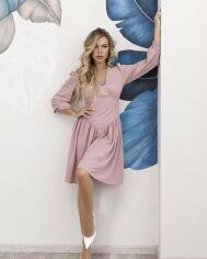 Платья ISSA PLUS SA-35  XL розовый от Issaplus