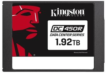 "SSD накопитель KINGSTON DC450R 1.9TB 2.5"" SATA 3D TLC (SEDC450R/1920G) от MOYO"