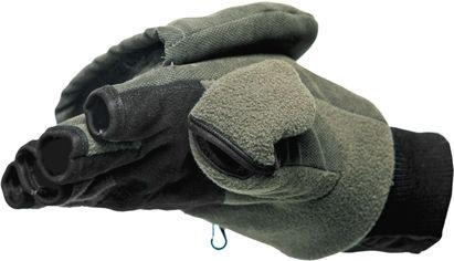 Перчатки-варежки Norfin Magnet 303108 L Серо-черные (4750701074935) от Rozetka