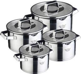 Набор посуды Krauff из 8 предметов (26-202-011) от Rozetka