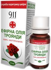 Эфирное масло Green Pharm Cosmetic роза 10 мл (4820182112751) от Rozetka