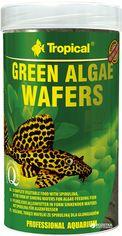 Акция на Корм Tropical Green Algae Wafers для аквариумных рыб в чипсах 250 мл (5900469664247) от Rozetka