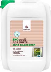 Эко средство для мытья стекол и зеркал TORTILLA 4.7 л (4820178062527) от Rozetka