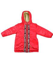 Куртка-парка Danaya ШЯ19-158 134 см Морковная (2000014441965) от Rozetka