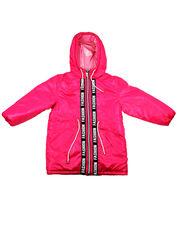Куртка-парка Danaya ШЯ19-159 134 см Малиновая (2000014442016) от Rozetka
