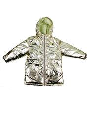 Куртка-парка Danaya ШЯ19-156 140 см Золотистая (2000014441873) от Rozetka