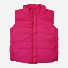 Жилет Danaya B19-021 98 см Розовый (2000014210998) от Rozetka