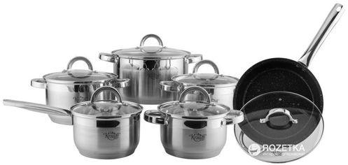 Набор посуды Krauff 26-242-003 из 12 предметов от Rozetka