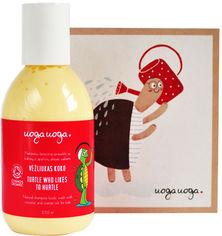Акция на Натуральный шампунь-гель для душа Uoga Uoga с кокосовым маслом для детей 250 мл (47728417) от Rozetka