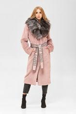 Пальто Mila Nova ПВ-192 52 Розовое (mila2000000052052) от Rozetka