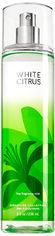 Парфюмированный спрей для тела Bath&Body Works White Citrus Цитрус и водяная лилия 250 мл (0667529555970) от Rozetka