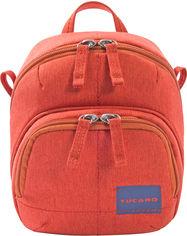 Сумка для фото/видео камеры Tucano Contatto Digital Bag Red (CBC-HL-R) от Rozetka
