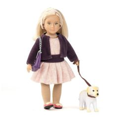 Кукла LORI Хазел и золотистый ретривер 15 сантиметров (LO31012Z) от MOYO