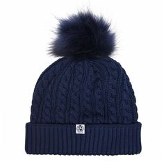 Requisite PomHat Ld11 Navy от SportsTerritory