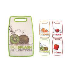 Акция на Доска разделочная Fruit Splash средняя MAESTRO MR 1687  дизайн: перец от Podushka