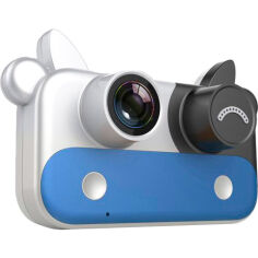 Фотоаппарат детский XOKO KVR-050 Cow Blue (KVR-050-BL) от Foxtrot
