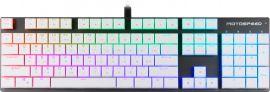 Клавиатура проводная Motospeed K94 Kailh Short White USB Grey (mtk94mks) от Rozetka
