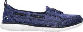 Слипоны Skechers 23317 NVY 38.5 (25.5 см) Синие (884808890090)_2339441 от Rozetka