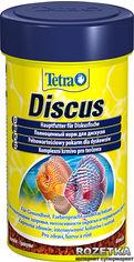 Акция на Корм Tetra Discus для аквариумных рыб в гранулах 10 л (4004218126176) от Rozetka