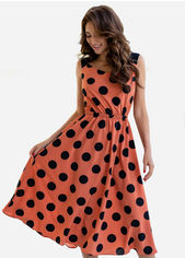 Платье Jaklin 7962 S Терракотовое (4821000031841) от Rozetka