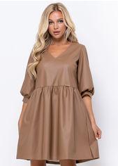 Платье Jaklin 8061 S Капучино (4821000033388) от Rozetka