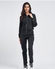 Спортивные костюмы ISSA PLUS 11280  M черный от Issaplus