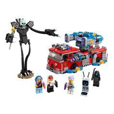 Конструктор LEGO Hidden Side Пожарная машина-привидение 3000 (70436) от Будинок іграшок