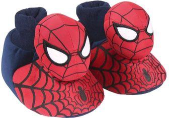 Комнатные тапочки Disney Spiderman 2300003338 23-24 Красные от Rozetka
