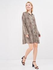 Платье Pull & Bear 5470/321/038 L Коричневое (05470321038047) от Rozetka